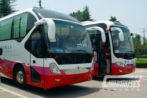 Buses DAEWOO original South Korea – Myn Transport Blog