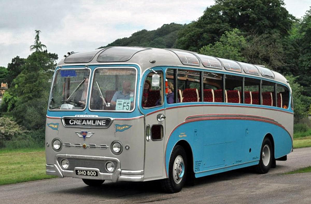 Buses Body – Coach Builders DUPLE Hornsey London UK – Myn ...