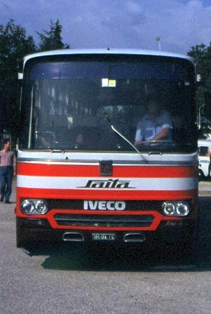 Fiat 343 Dalla Via