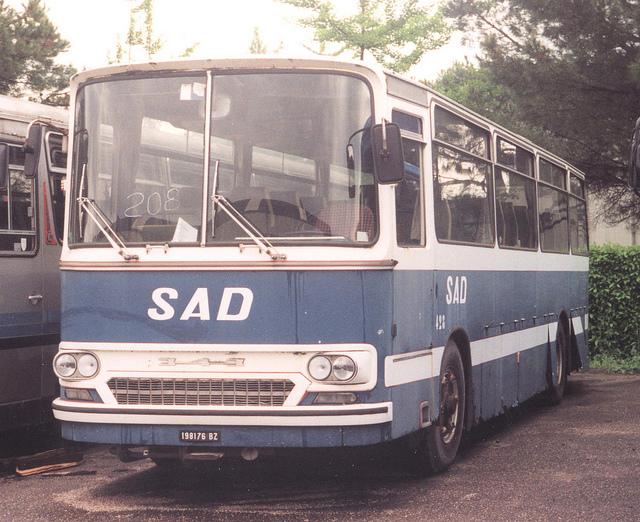 Fiat 343 Dallavia SAD S