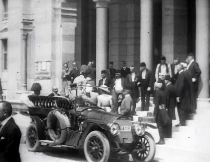 1911 Gräf & Stift 40 HP Bois de Boulogne Tourer