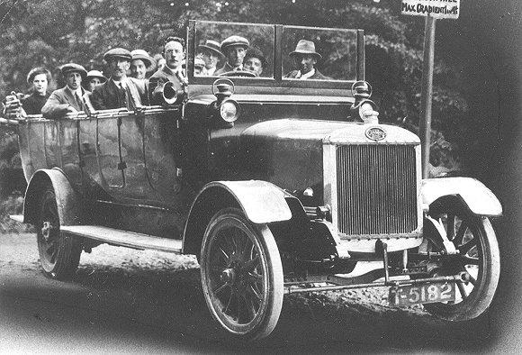 1919 Guy Charabanc