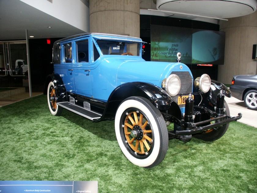 1920 Cadillac Limo