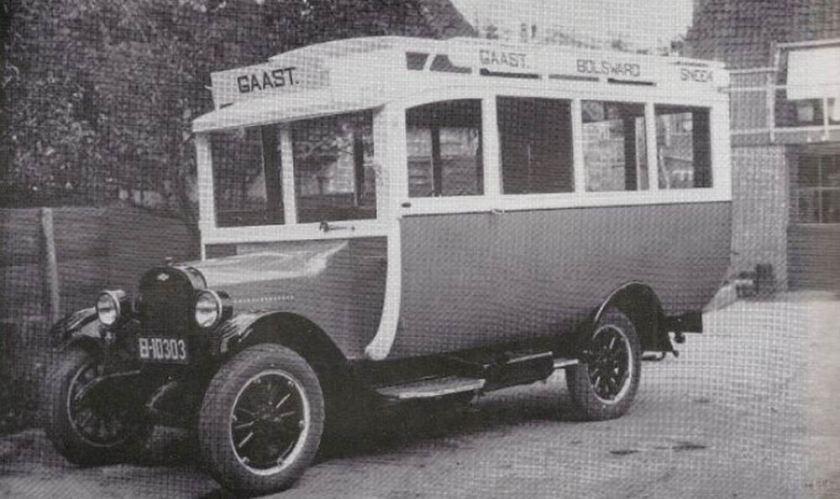1922 Hainje Chevrolet B-10303