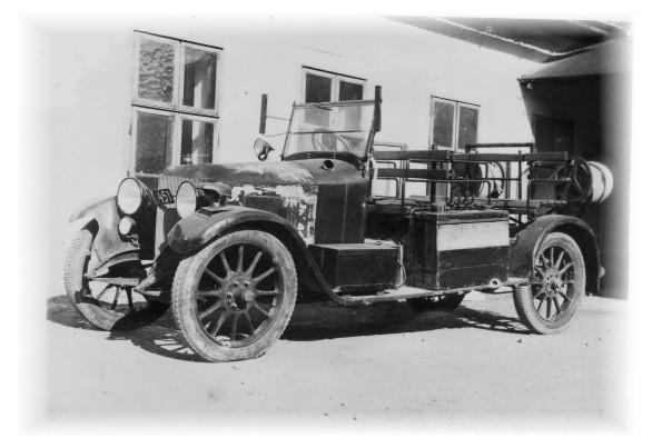 1923 Gräf & Stift, Brandweer