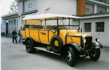 1925 FBW-Seitz-Hess Zwitserland
