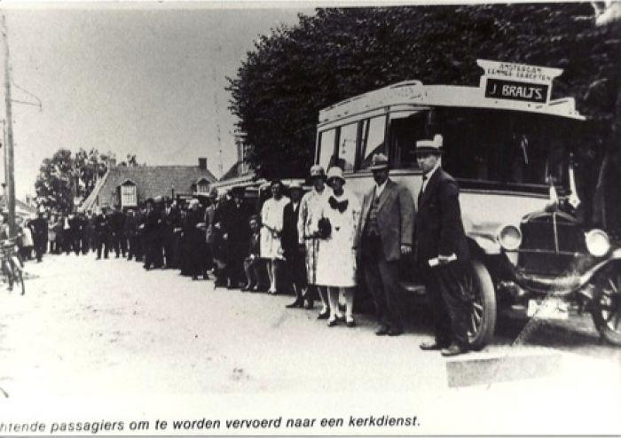 1925 Ford T Hainje Heerenveen B-5225