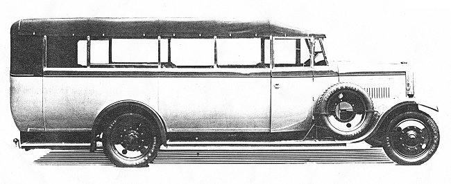 1927 Guy 26 seater
