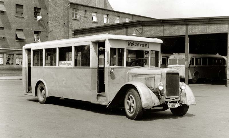 1929 Henschel