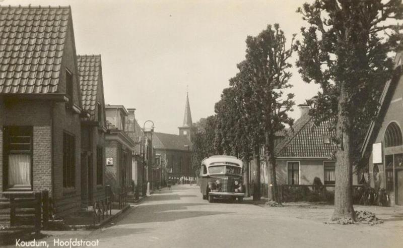1930 Hainje Ingebracht door Bangma Oosterzee
