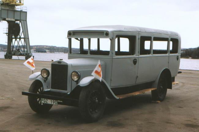 1930 Hägglund & Söner