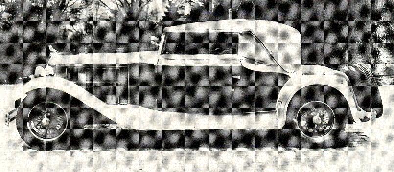 1931 Gräf & Stift SP 5