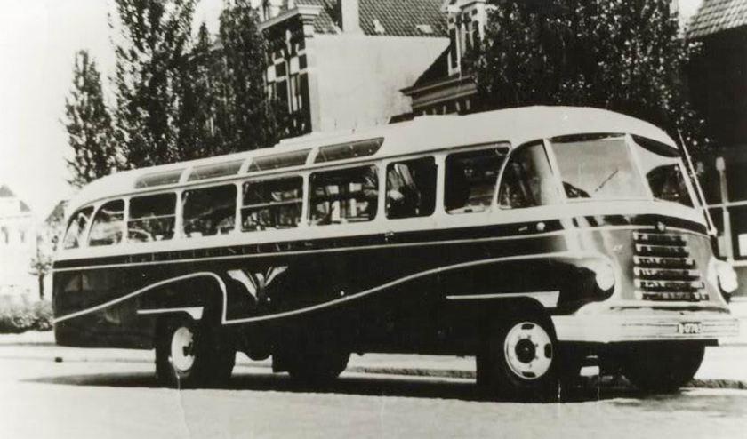 1932 DAF autobus met Groenewold