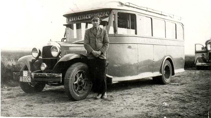 1932 ESA 5 Dodge Hainje