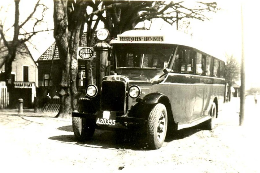 1932 ESA 7 G.M.C. TX Hainje.