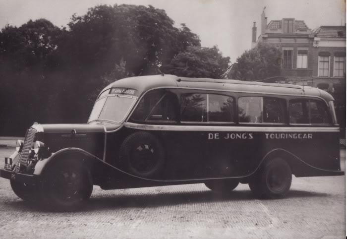 1932 GMC - carr. Den Oudsten en Domburg