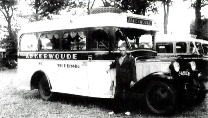1933 Chevrolet carr Hainje B-4862