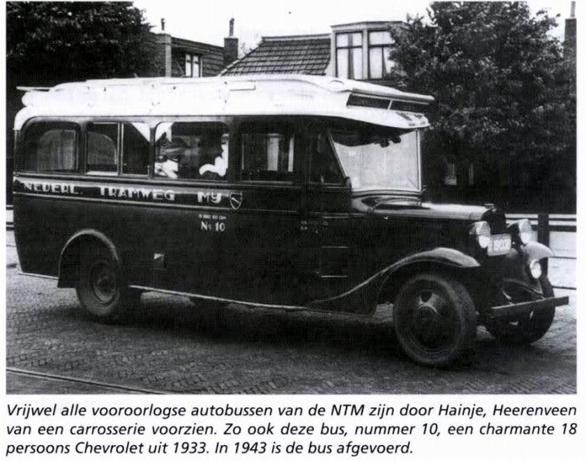 1933 Chevrolet Hainje NTM