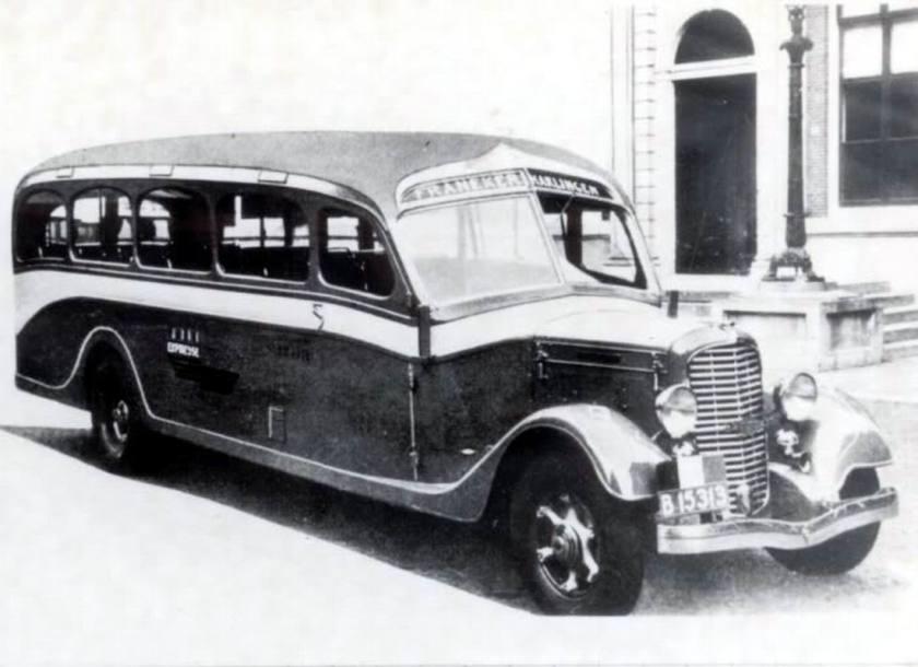 1934 Diamond T Hainje Heerenveen
