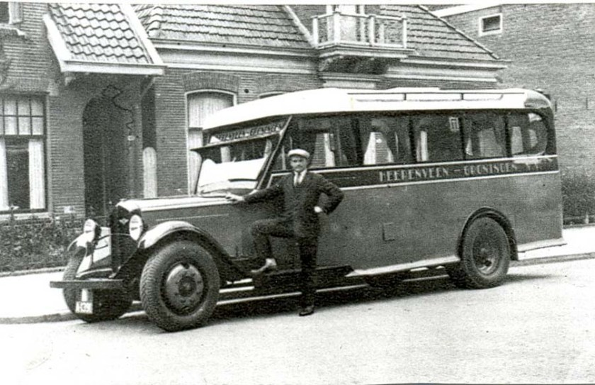 1934 ESA 4 Renault Hainje