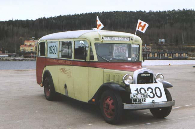 1934 Hägglund & Söner HS Buss B Lindgren