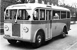 1934 Hägglund & Söner Scania-Vabis