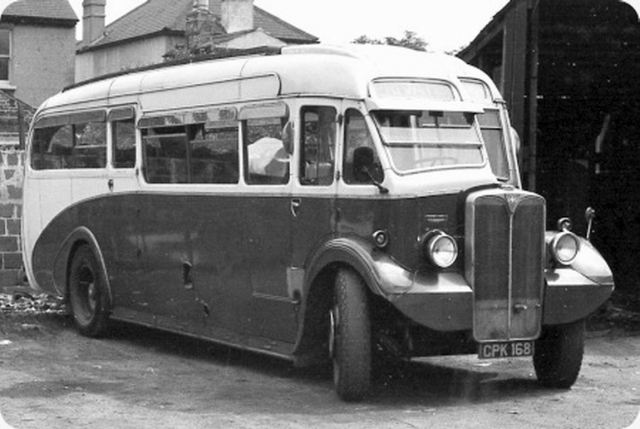 1935 AEC Regal CPK-168 Harrington