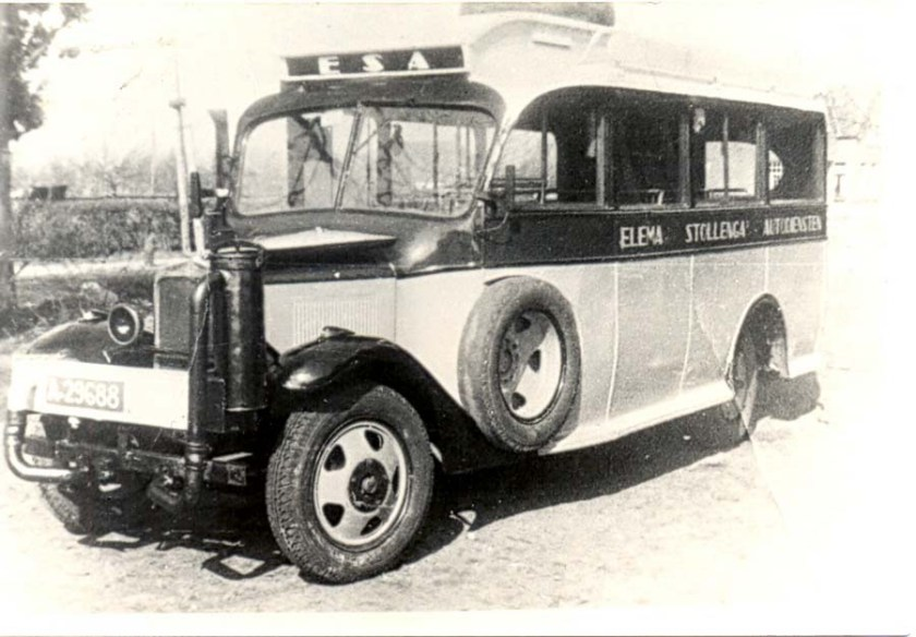 1935 Esa 12-1 Chevrolet, Hainje. (Ex Habo Haulerwijk)
