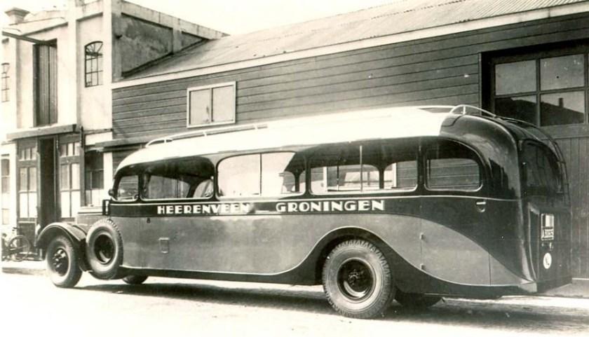 1935 ESA 8 REO. Kromhout. Hainje