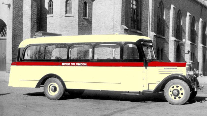 1935 GMC farger