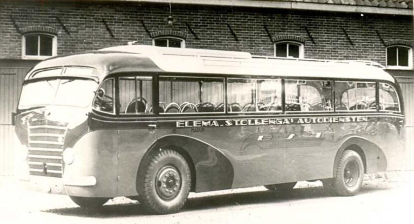 1936 ESA 16-1 Kromhout Hainje 5 LW. (Al in 1940 naar D.W)