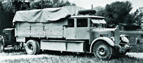 1936 Graf und Stift V6M