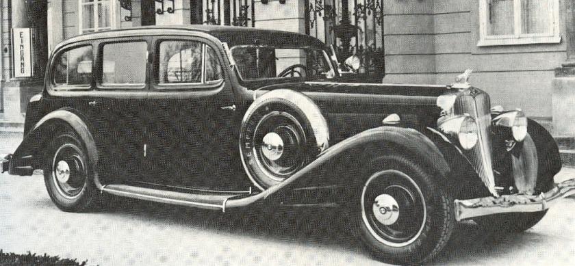 1936 Gräf & Stift SP 8