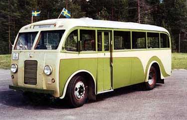 1936 Hägglund & Söner ScaniaVabis82