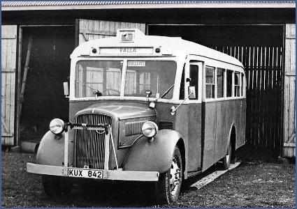 1936 Volvo Hägglund & Söner T