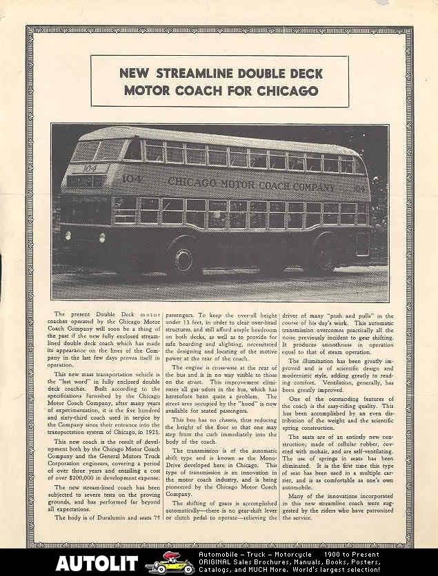 1936 YELLOW Coach DD SPECS