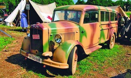 1937 Hansa-Lloyd Express