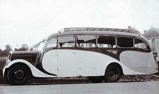 1937 Heuliez Citroën