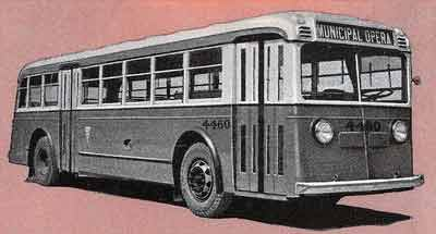1937 Yellow Coach 731