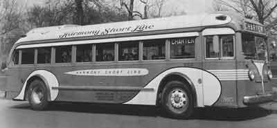 1937 Yellow Coach 732 1