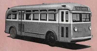 1937 Yellow Coach 739