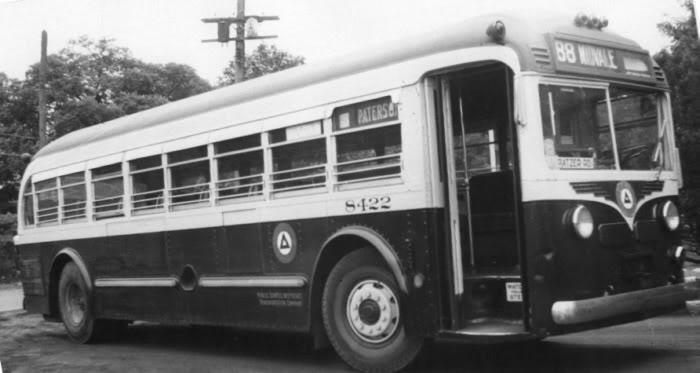 1937 Yellow Parlor Coach 732 PSNJ