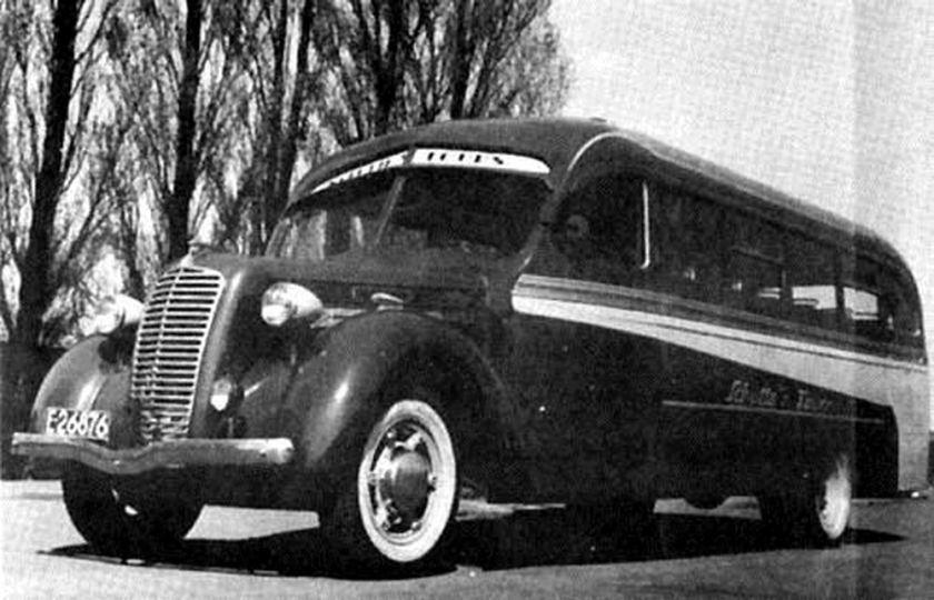 1938 Diamond-Hainje, 30 zitplaatsen
