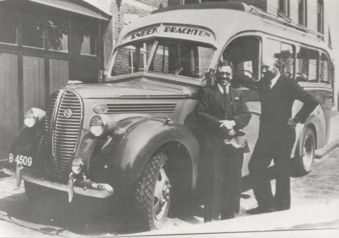 1938 Ford V8, 798W, Hainje