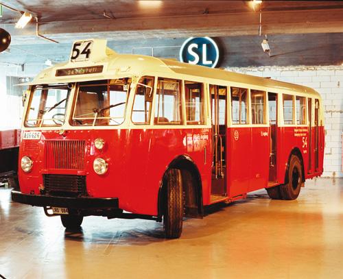 1938 Stadsbuss Scania Vabis SKV H&S carr.NR18-H8