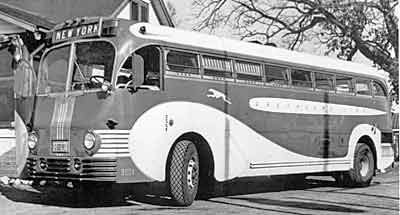 1938 Yellow Coach 743 03