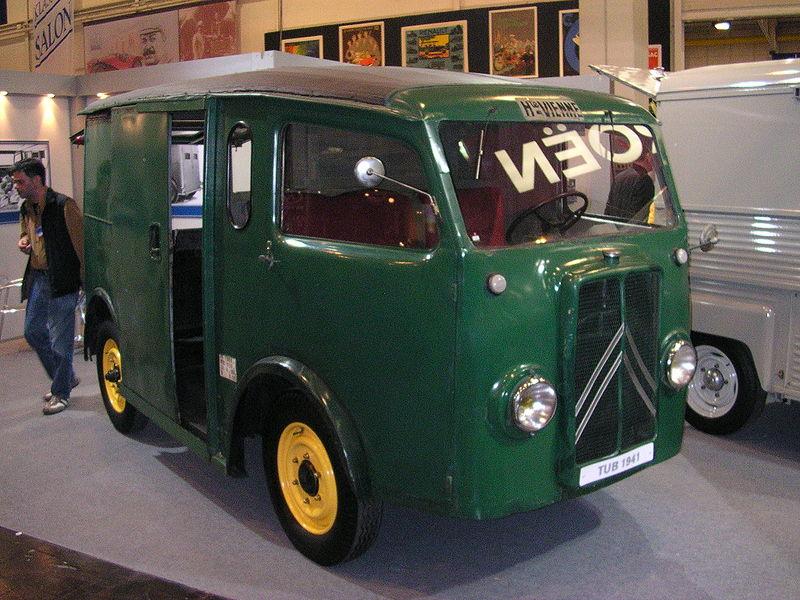1939-41 Citroën TUB-TUC