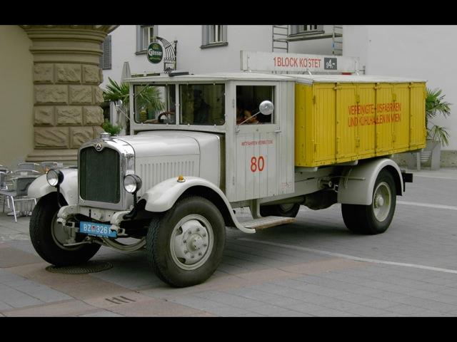 1939 Gräf & Stift LKW 2