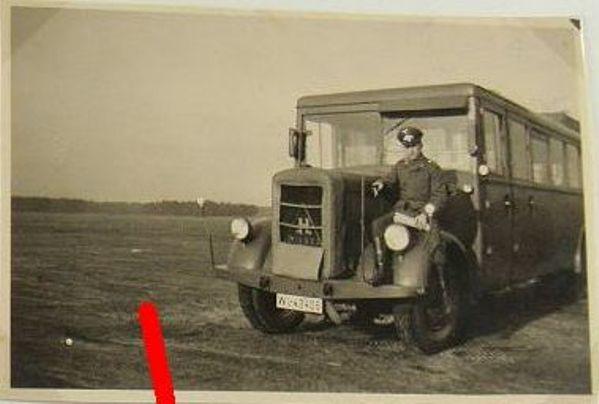 1939 hansa bus e