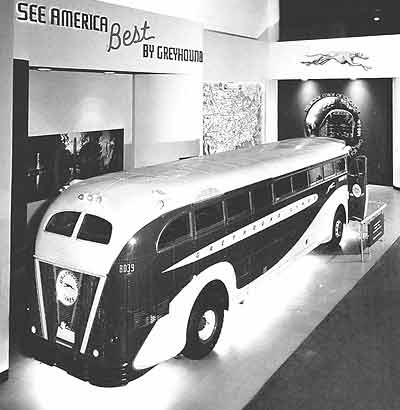 1939 Yellow Coach 743 WF